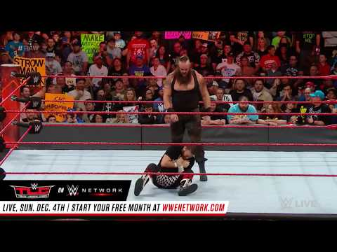 Thumbnail: R-Truth vs. Braun Strowman: Raw, Nov. 28, 2016