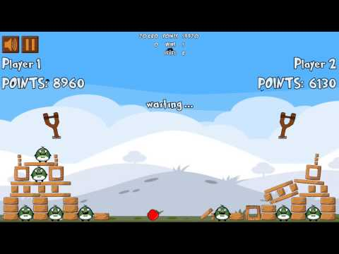 Apple Flinger - Android Gameplay