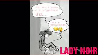 Miracoulous comic || Identità svelata: Lady Bug || LADY NOIR