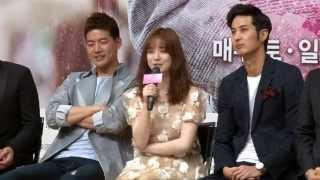 Video 140403 MD   Angel Eyes production press conference download MP3, 3GP, MP4, WEBM, AVI, FLV Februari 2018