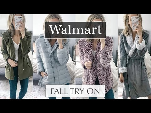 Walmart Try On Haul 2018 Fall Outfits: September Edition | Lee Benjamin
