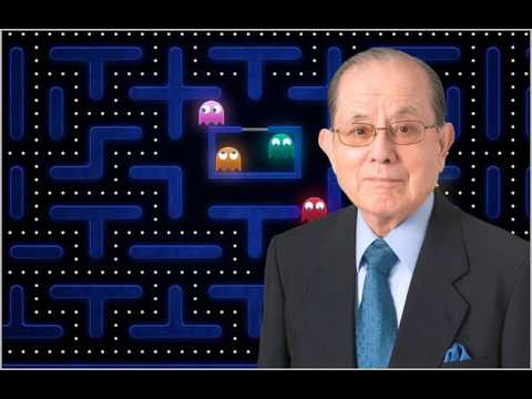 Masaya Nakamura - PAC MAN CREATOR DIES AT 91