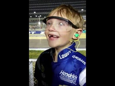Jimmie Johnson - Priceless fan for Se7en Time NASCAR Cup at Homestead-Miami Ford 400 2016