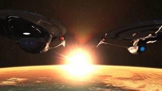 Star Trek: Dedication Class - fan CGI animation
