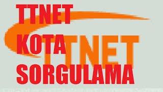 İnternet Kota Sorgulama SESLİ ANLATIM HD
