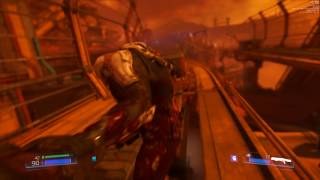 DOOM  PC : 4K NATIVE  ULTRA SETTINGS  60fps  (with commentary)