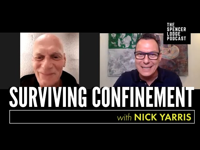 Nick Yarris On Surviving Prison for 22 Years Being NOT GUILTY