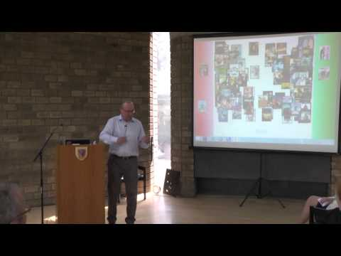 Darwin College 50th Anniversary Lecture: Machines that learn