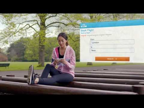 KLM Mobile Booking
