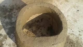 Clay stove /Mitti ka Chula/ Chula bnane ka Tarika