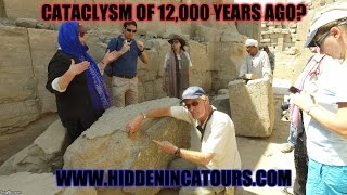 Evidence Of Ancient Cataclysm In Egypt: Karnak
