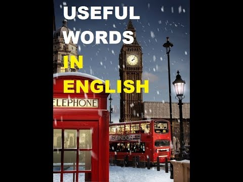 English courses / Learn English Vocabulary - What is a Typical Day for you?