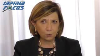 La conferenza stampa integrale del neo Prefetto di Avellino Maria Tirone