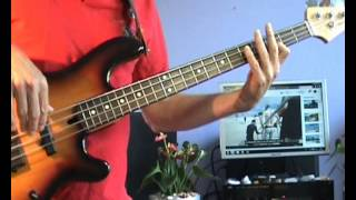 KC & The Sunshine Band - Come To My Island - Bass Cover