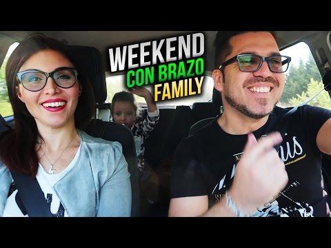 WEEKEND AL NORD CON BRAZO FAMILY!