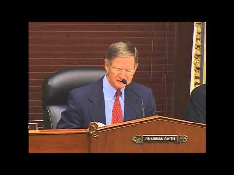 Chairman Smith Gives Opening Statement at READ Act Hearing