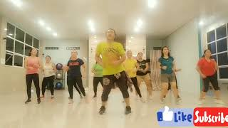 Download Mp3 Nantikan Beta Maluku  Zumba Fitnes