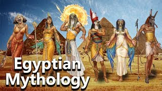 Egyptian Mythology The Essential - Ra, Horus,Osiris, Seth, Anubis, Bastet - See U in Histo ...