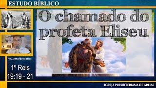 O Chamado do Profeta Elizeu