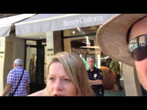Jonny & Claire Honeymoon - Venice Day 5