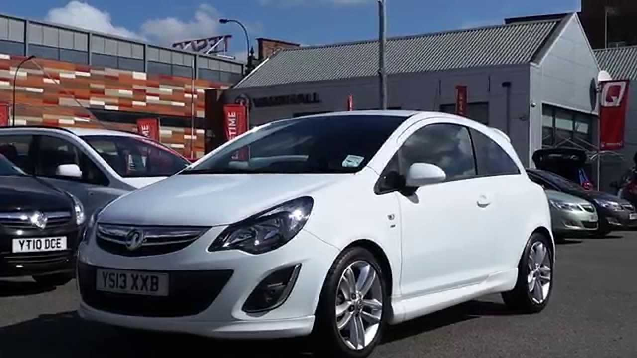 2013 13 plate vauxhall corsa 1 7 cdti ecoflex sri 3dr inc air con youtube. Black Bedroom Furniture Sets. Home Design Ideas