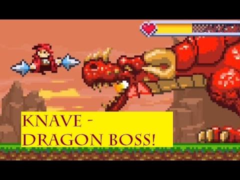 Dragon BOSS! Slayin   Knave Gameplay