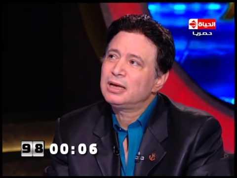 100 سؤال - ماذا قال الفنان ايمان البحر درويش لـ حسني مبارك ومحمد مرسي والرئيس السيسي