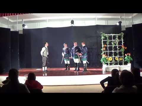 Grupo de Teatro Infanto - Juvenil da JUM - Juventude Unida de Mosteiró