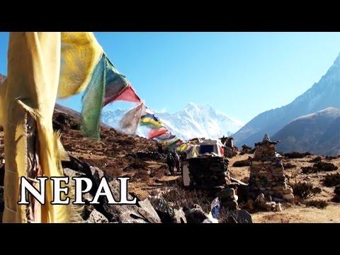 Nepal: Ewiges Eis über Shivas Tempeln - Reisebericht