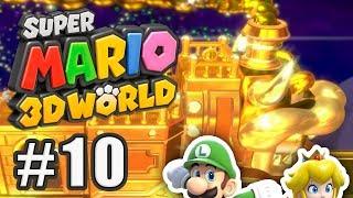 Auf dem Goldzug! | #10 | Super Mario 3D World