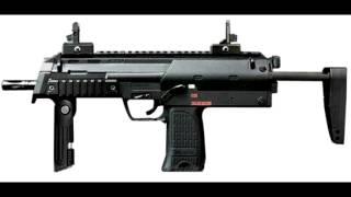 BLACK OPS 2: Nuevas armas, carabina M4 y MP7