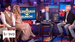 Below Deck: Captain Lee Regrets Promoting Nico Scholly (Season 5, Episode 15) | Bravo
