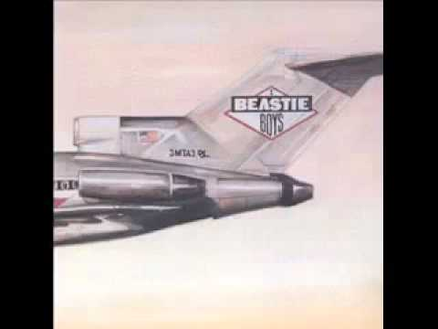 Beastie Boys - No Sleep Till Brooklyn (lyrics)