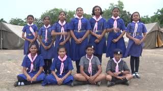 New Sonu song by the scouts and guide