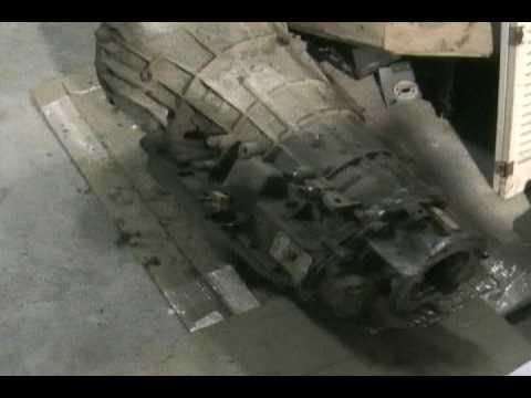 Ford E4OD Transmission - YouTube