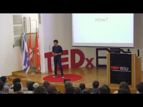 How I Found Google's Security Vulnerabilities During High School | Johnathan Simon | TEDxBGU