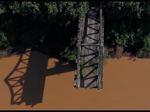 Song Be Bridge, Vietnam - Cau Song Be - Drone Pilot/Aerial Clip 2016 - Film/Video Production Vietnam