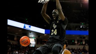 UCF's Tacko Fall scores 15 points in second round loss to Duke