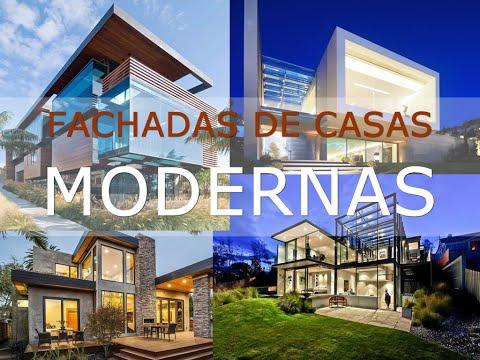 Fachadas de casas modernas 3 arquitectomartinbonari doovi for Casa moderna de 7 00m x 15 00m