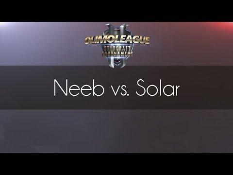 Neeb vs. Solar - PvZ - Olimoleague #97