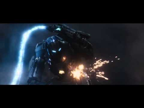 Whiplash vs. Iron Man and War Machine