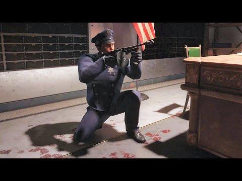 MAFIA DEFINITIVE EDITION NPC Wars 5 (LHPD vs Salieri Crime Family) |