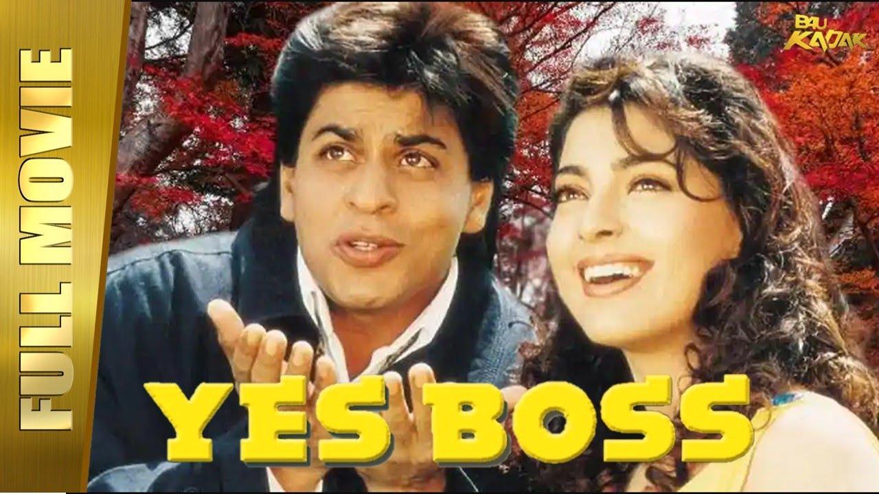 Yes Boss | Full Hindi Movie | Shahrukh Khan, Juhi Chawla | Full HD 1080p
