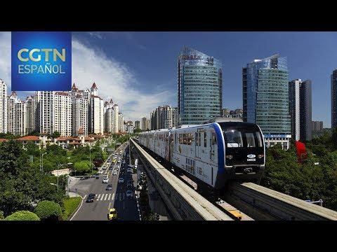 Chongqing se abre al comercio global