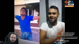 JAHREİN BANLANMADAN İRONİK TİKTOK VİDEOSU İZLİYOR #jahrein #plebistan #tiktok