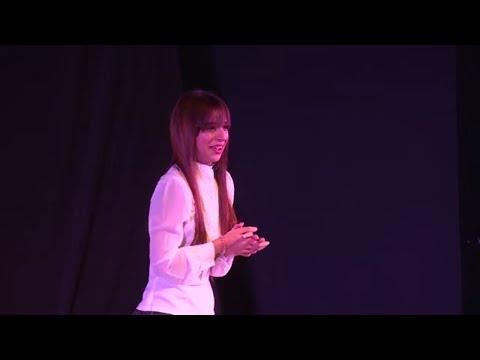 The world is ours ladies and gentlemen, own it. | Benafsha Soonawalla | TEDxJDMC