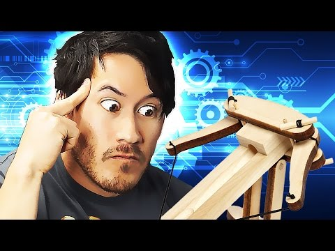 Markiplier Makes: A Ballista