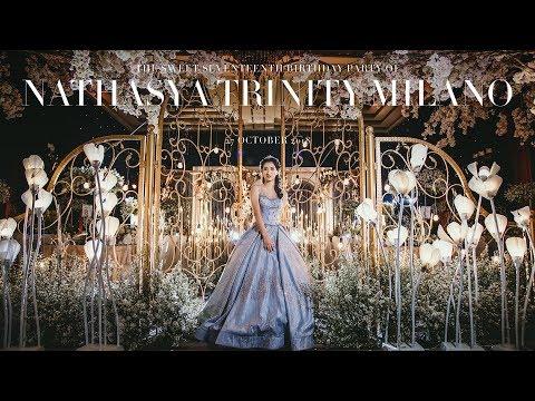 Nathasya Trinity Milano | Sweet17th Birthday Highlight