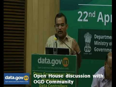 OGD India: Open House discussion with OGD Community