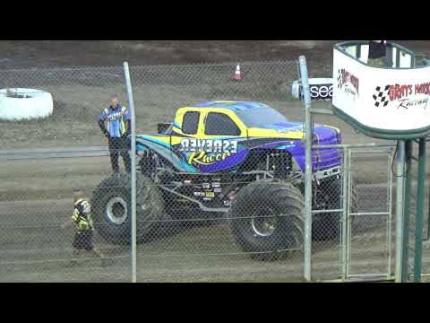 Grays Harbor Raceway, September 16, 2017, Introductions